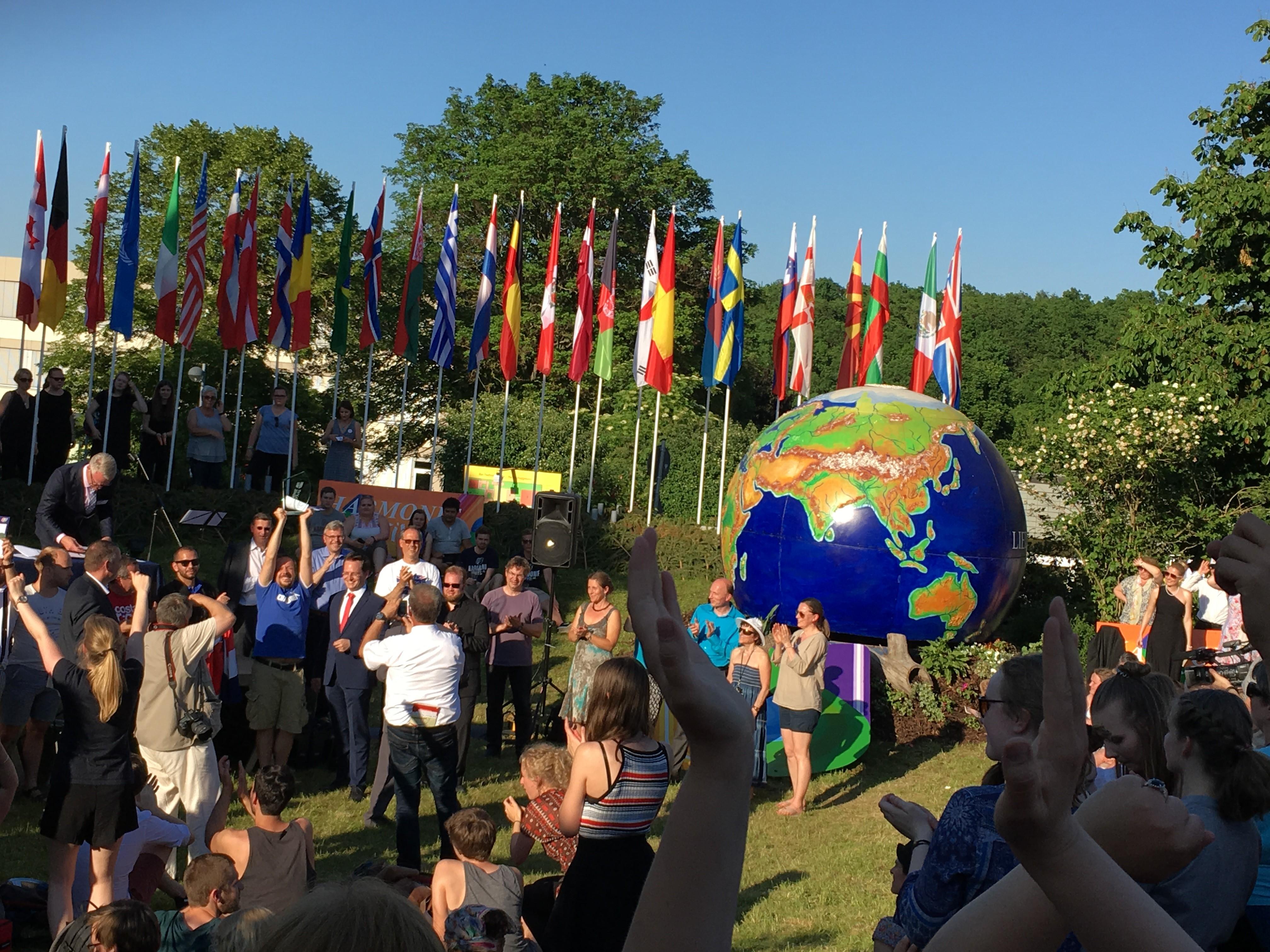 Consono in beim HARMONIE FESTIVAL in Lindenholzhausen